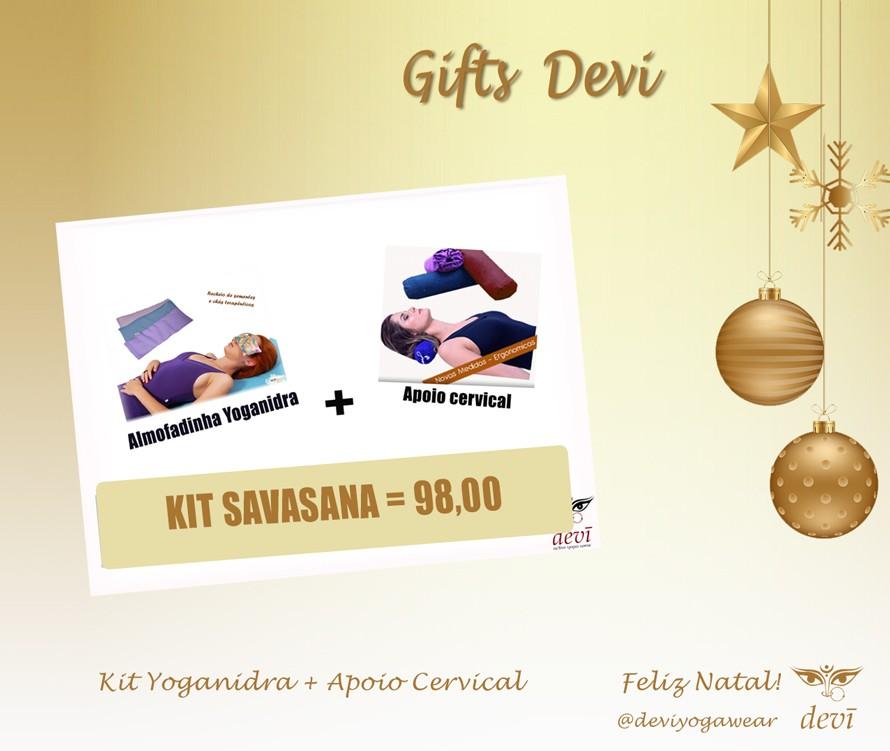 Kit Savasana relaxamento
