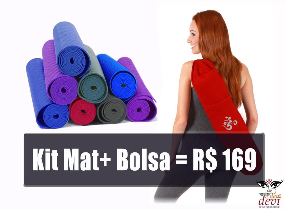 Kit Mat para Yoga