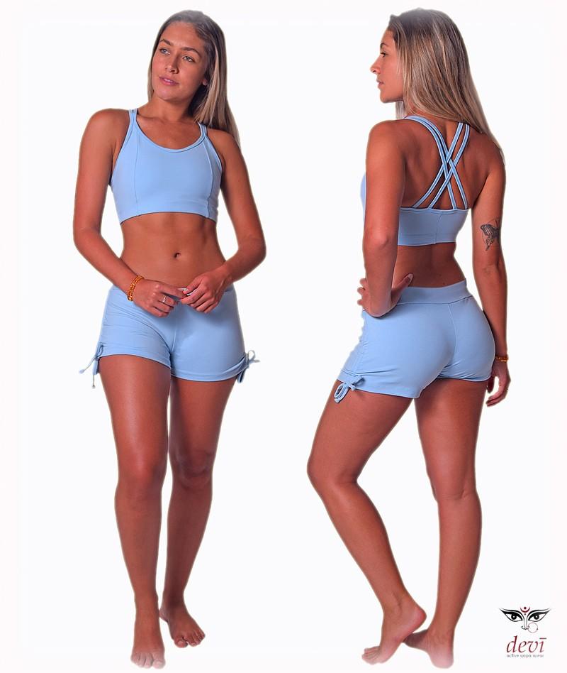 Short Hot Yoga Devi