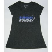 Camisa RUN SHOP - Sunday - Run Day - Feminina