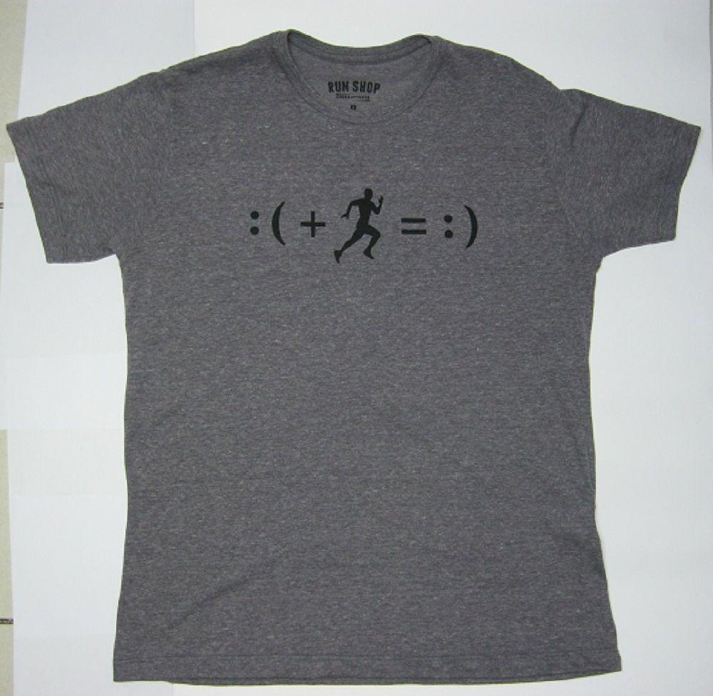 Camisas RUN SHOP - Simbolos