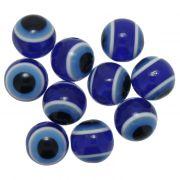 Bolinha n°10 - Olho Grego - 10 peças