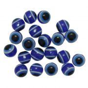 Bolinha n°6 - Olho Grego - 20 peças