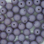 Contas de Porcellana® - Roxa - 8mm