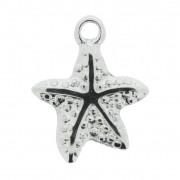 Estrela do Mar - Níquel - 21mm