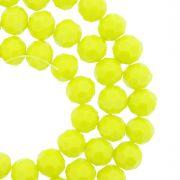 Fio de Cristal - Bello® - Amarelo - 8mm
