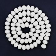 Fio de Cristal - Branco - 12mm - Pneu
