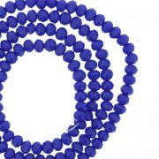 Fio de Cristal - Piatto® - Azul Royal - 4mm