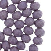 Fio de Cristal - Piatto® - Lilás - 10mm