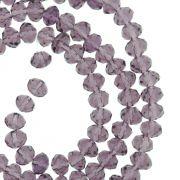 Fio de Cristal - Piatto® - Roxo Transparente - 6mm
