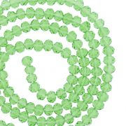 Fio de Cristal - Piatto® - Verde Claro Transparente - 4mm
