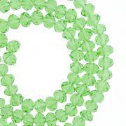 Fio de Cristal - Piatto® - Verde Claro Transparente - 6mm