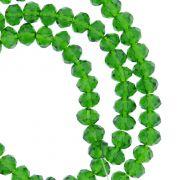 Fio de Cristal - Piatto® - Verde Escuro Transparente - 6mm