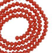 Fio de Cristal - Piatto® - Vermelho - 4mm