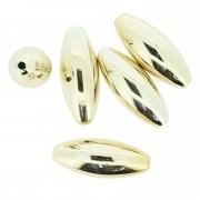 Firma GG Monjolo - Azeitona Dourada - Plástico ABS