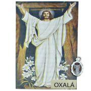 Medalha Oxalá + Folheto