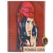 Medalha Pombagira + Folheto