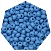Miçanga Jablonex / Preciosa® - 5/0 [4,6mm] -  Azul Água - 500g