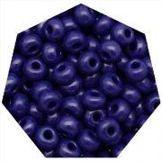 Miçanga Jablonex / Preciosa® - 5/0 [4,6mm] -  Azul Escuro - 500g