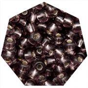 Miçanga Jablonex / Preciosa® - 5/0 [4,6mm] - Lilás Transparente - 500g