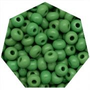 Miçanga Jablonex / Preciosa® - 5/0 [4,6mm] -  Verde - 500g