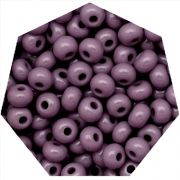 Miçanga Jablonex / Preciosa® - 9/0 [2,6mm] - Ametista - 500g