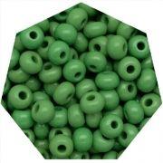 Miçanga Jablonex / Preciosa® - 9/0 [2,6mm] - Verde - 500g