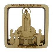 Quadro 3D - Sagrada Família - Cru