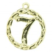 Sete - Dourado - 22mm
