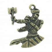 Xangô - Ouro Velho - 30mm
