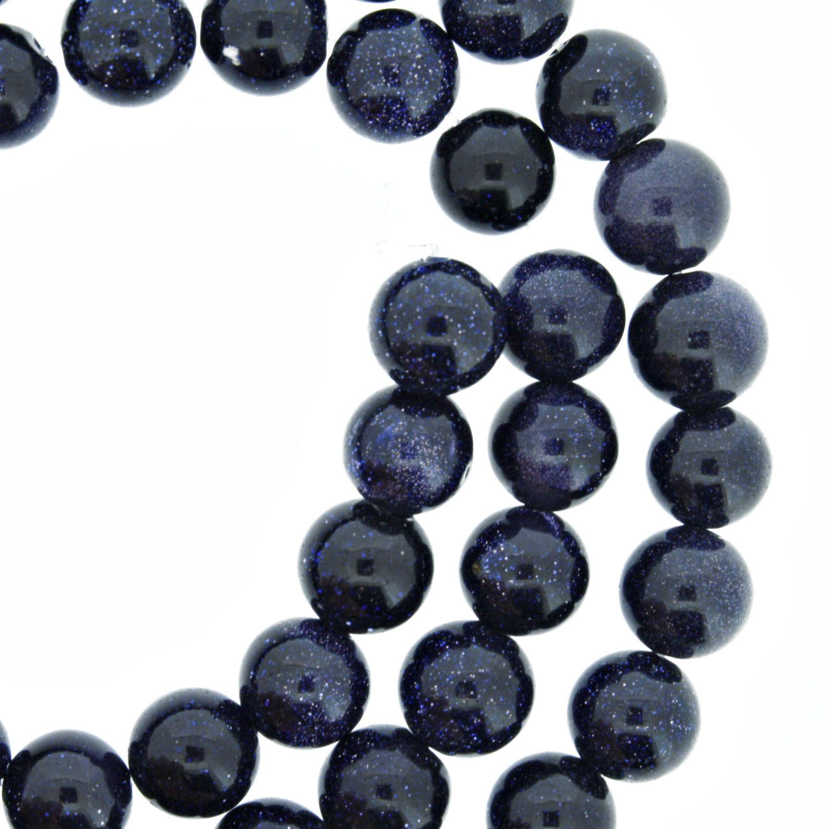 Fio de Pedra - Pietra® - Pedra Estrela - 8mm  - Universo Religioso® - Artigos de Umbanda e Candomblé