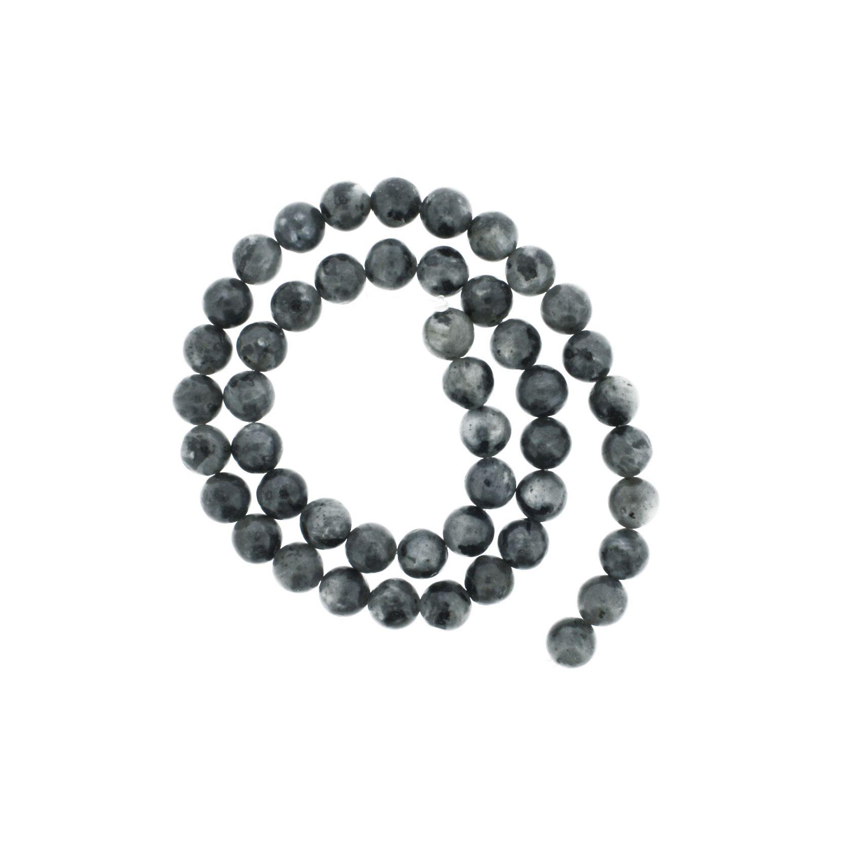 Fio de Pedra - Pietra® - Labradorita - 8mm  - Universo Religioso® - Artigos de Umbanda e Candomblé