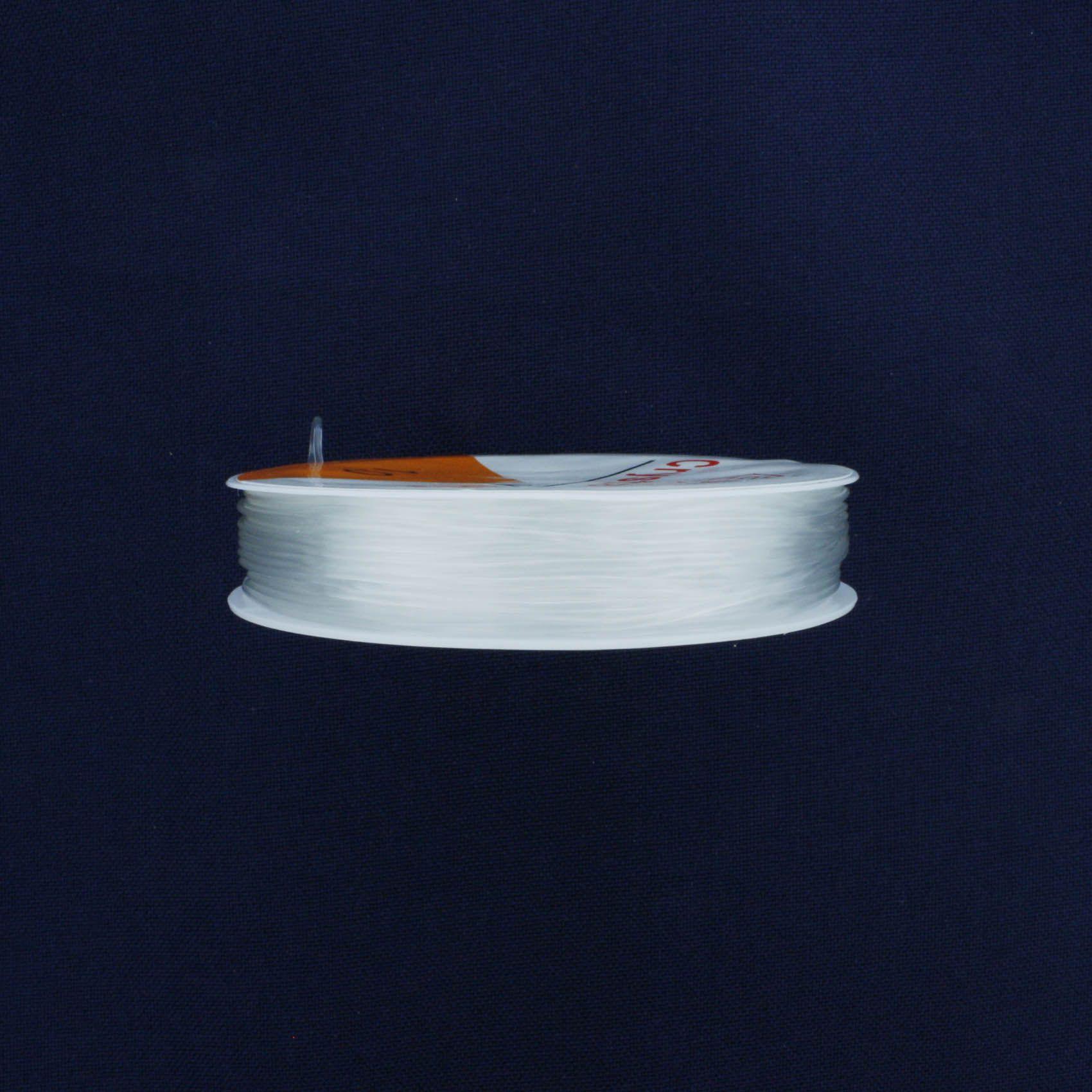 Fio de Silicone - 1.0mm - 10m  - Universo Religioso® - Artigos de Umbanda e Candomblé