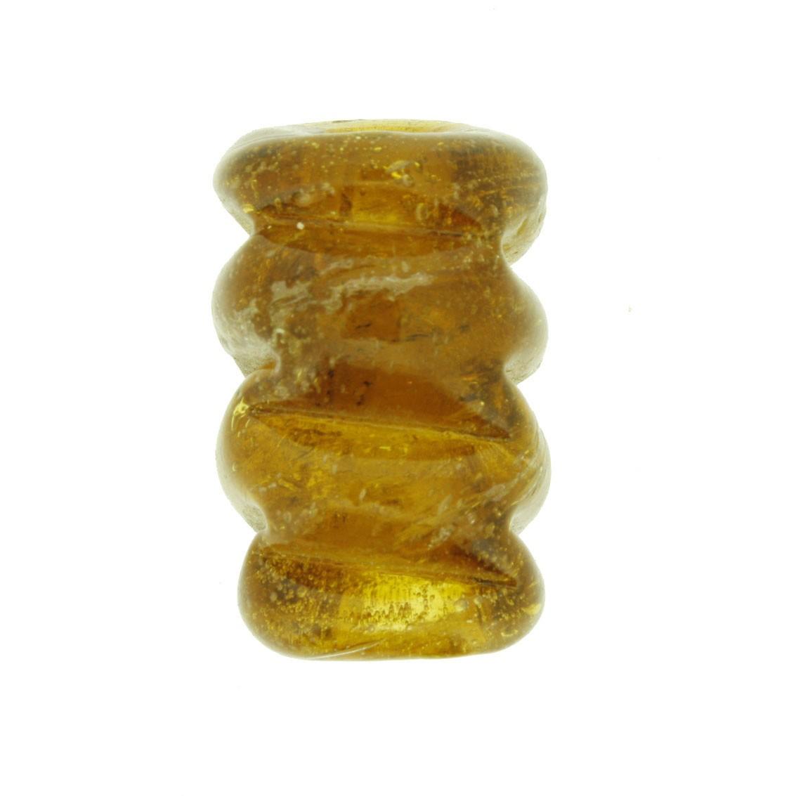 Firma Grande Frisada - Dourado Transparente - 1 Peça  - Universo Religioso® - Artigos de Umbanda e Candomblé
