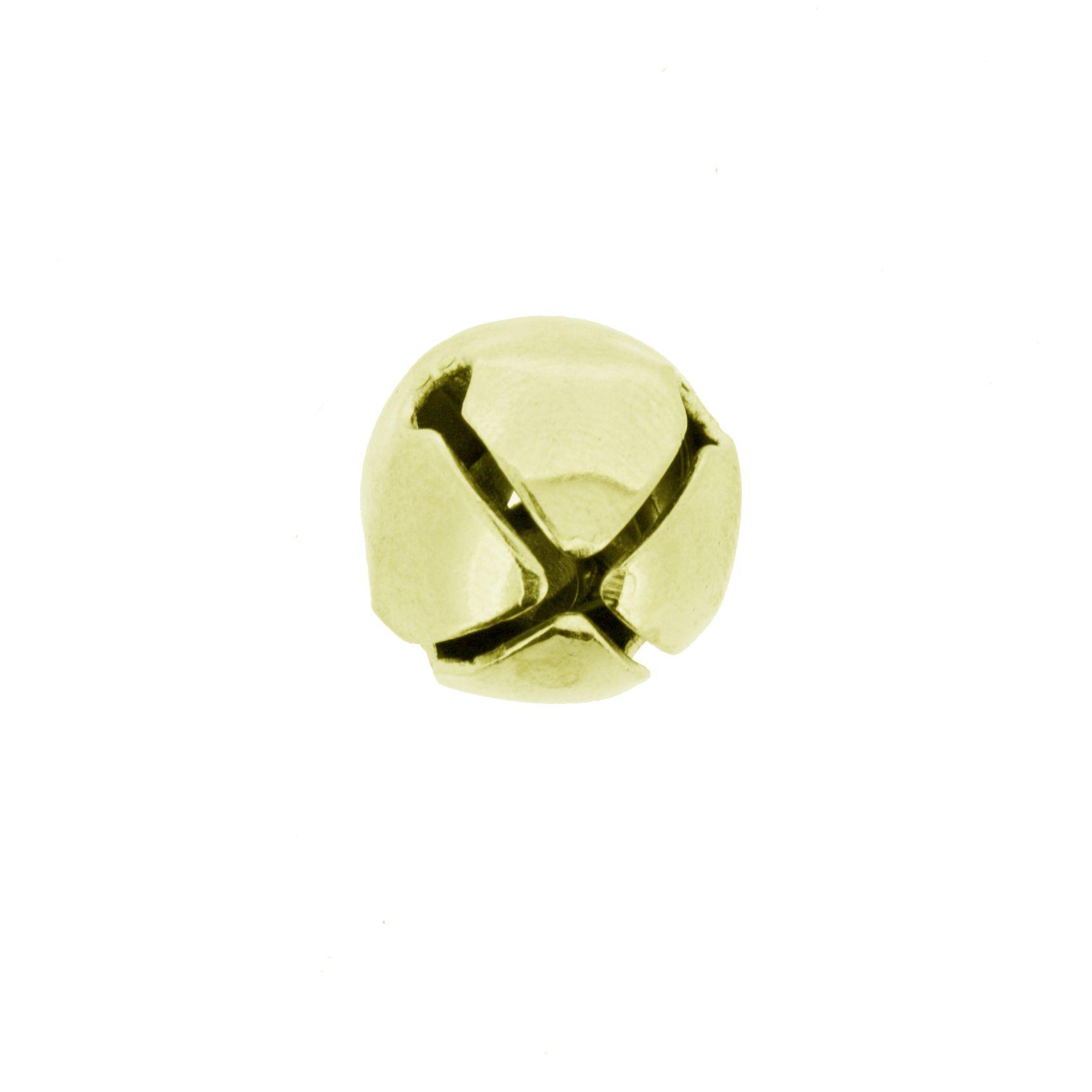 Guizo - Xaôro nº2 - Dourado - 01 peça  - Universo Religioso® - Artigos de Umbanda e Candomblé