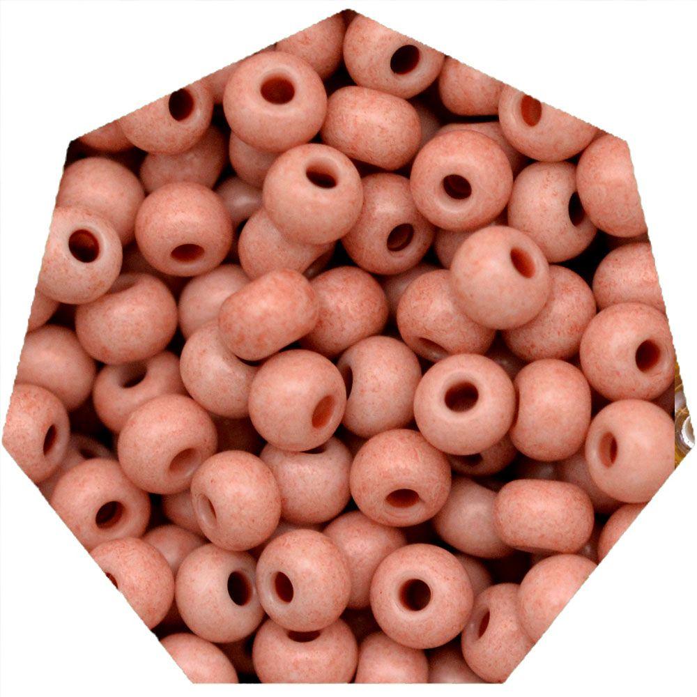 Miçanga Jablonex / Preciosa® - 9/0 [2,6mm] - Rosa - 500g  - Universo Religioso® - Artigos de Umbanda e Candomblé