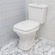 Assento Primula Plus/Amarilis/Laguna Pp S.Cl Branco