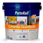 Cimento Queimado 5Kg Portokoll