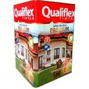Latex 18 litros Acrílico Premium Branco Qualiflex