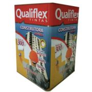 Latex Branco 18 litros Interno e Externo Construtora Qualiflex