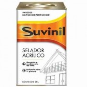 Selador Acrílico 18 litros Suvinil