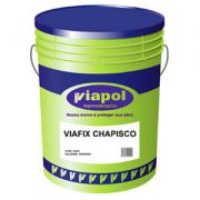 Viafix Chapisco Balde 18 litros Viapol