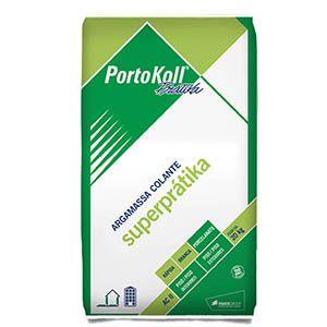 Argamassa  Superprátika 20Kg Areia Portokoll  - Comercial Tuan Materiais para Construção