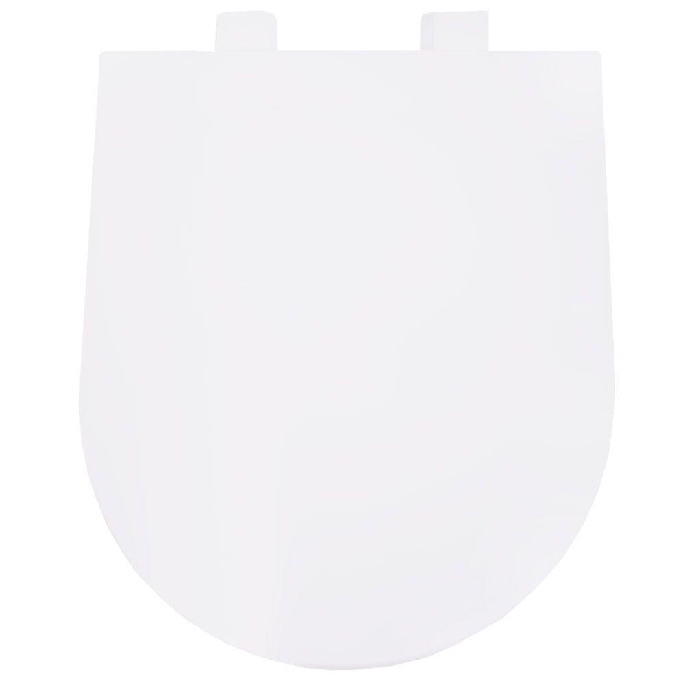 Assento em Polipropileno para as Louças Carrara/ Link Branco  - Comercial Tuan Materiais para Construção