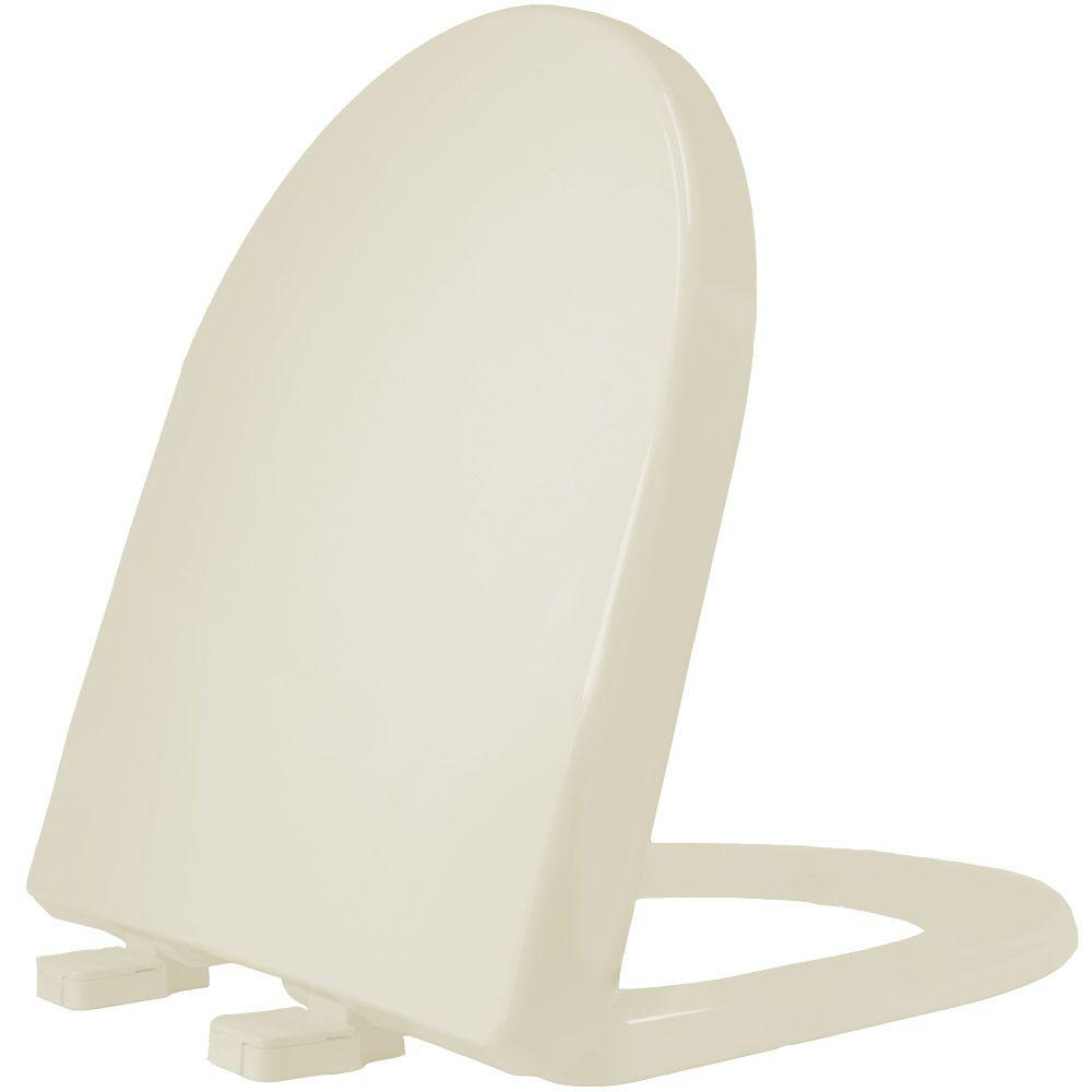Assento em Polipropileno para as Louças Riviera/Smart/Nexo Branca Soft Close  - Comercial Tuan Materiais para Construção