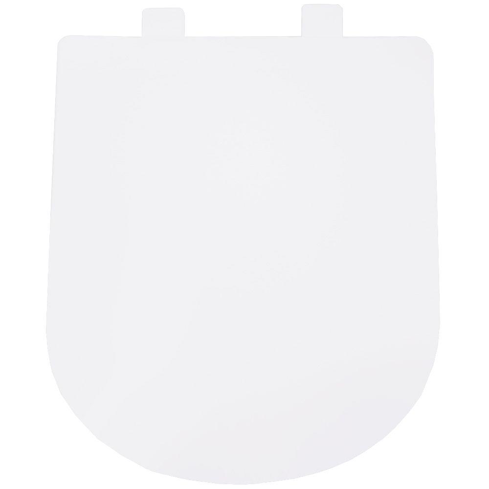 Assento em Polipropileno para as Louças Vogue Plus/ Life/ Flox/ Square Branco  - Comercial Tuan Materiais para Construção