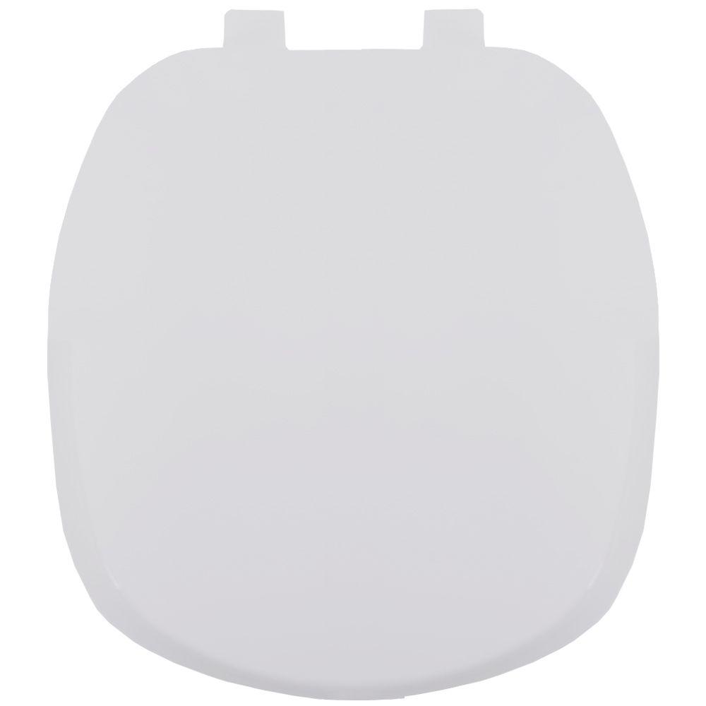 Assento em Polipropileno para Louça Aspen/ Fast/Álamo Branco  - Comercial Tuan Materiais para Construção