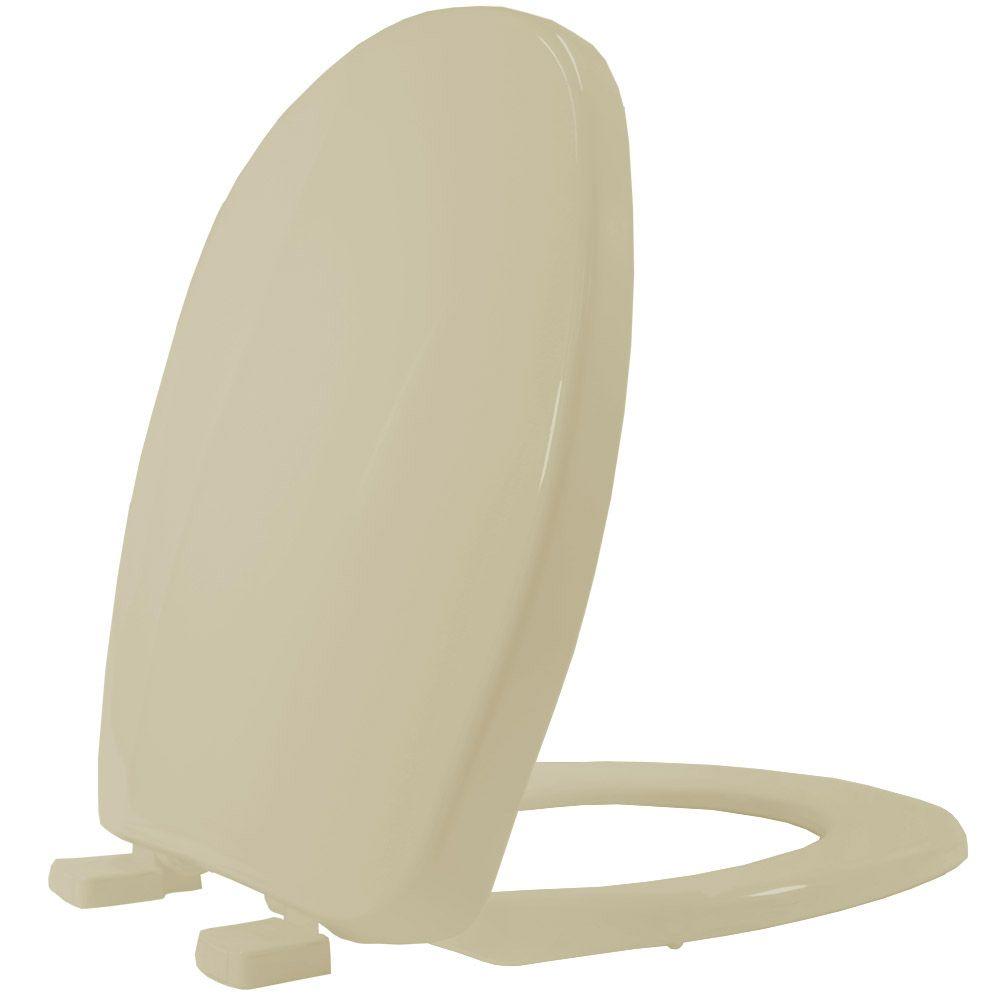 Assento em Polipropileno para Louça Aspen/ Fast/Álamo Creme  - Comercial Tuan Materiais para Construção