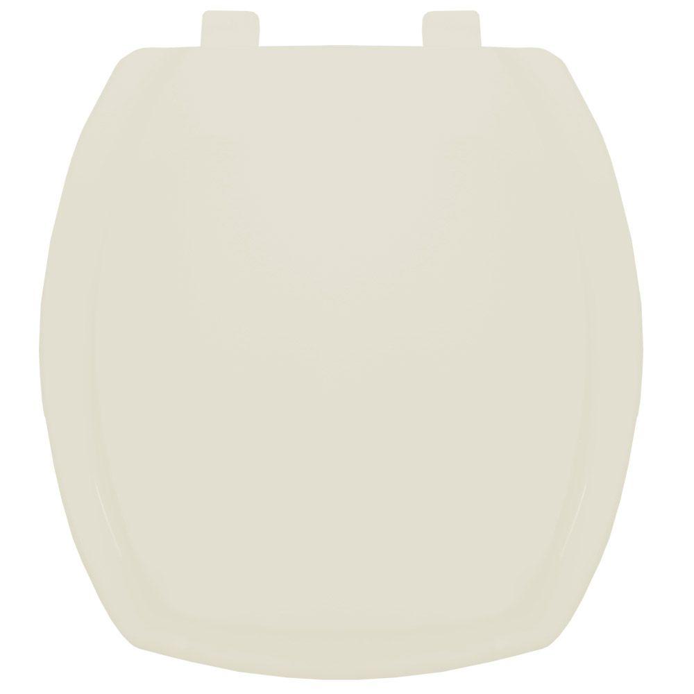 Assento em Polipropileno para Louça Thema Biscuit Soft Close  - Comercial Tuan Materiais para Construção