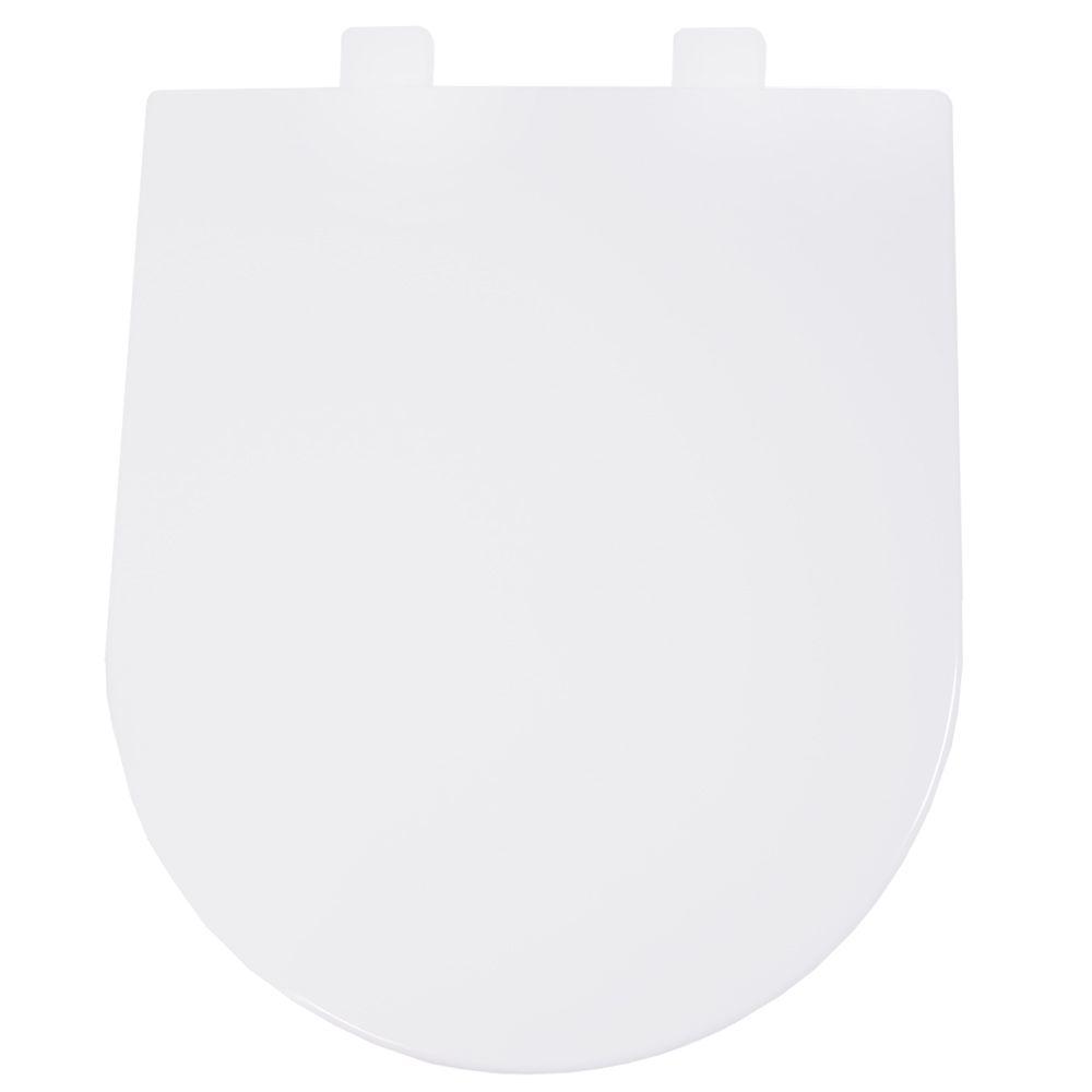 Assento em Resina Termofixa para as Louças Carrara/ Link/ Vesúvio Branco  - Comercial Tuan Materiais para Construção